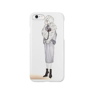 FAR girl Smartphone cases
