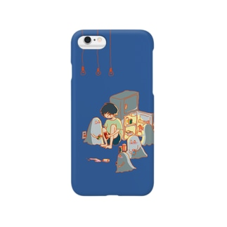 KITCHEN DRINKER Smartphone cases