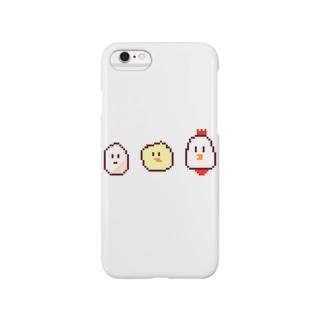 タマゴヒヨコトリ。 Smartphone cases