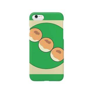 団ノ子ロゴ スマホケース Smartphone cases