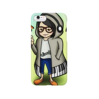 ぱいぱい Smartphone cases