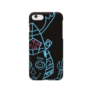 ぷぅちん~真田丸~ Smartphone cases