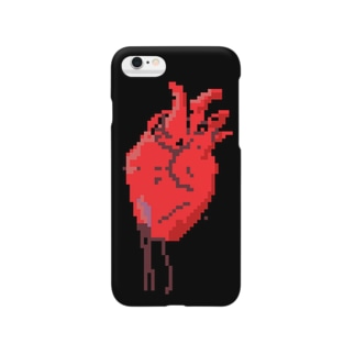 a心臓 Smartphone cases