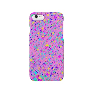 Pink colorful phone case Smartphone cases