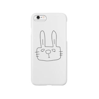 だるいうさぎ Smartphone cases