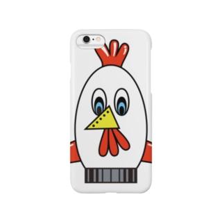 「ロケットリ」シリーズ Smartphone cases