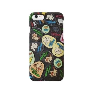 動物達 Smartphone cases
