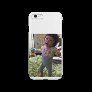 maccha_nの姪っ子 Smartphone cases