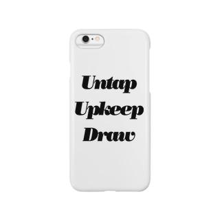 アンタップアップキープドロー Smartphone cases