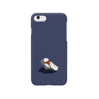 星クマ Smartphone cases
