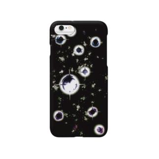 Black-star Smartphone cases