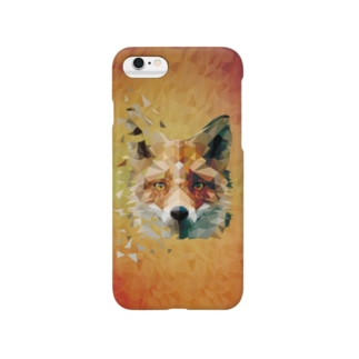 polygon fox Smartphone cases