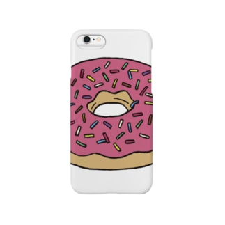 PINK DONUT Smartphone cases