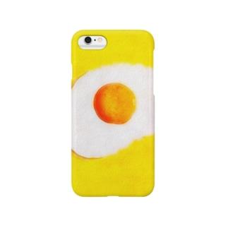 目玉焼き Smartphone Case