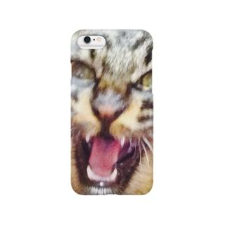 マイキャットルル Smartphone cases