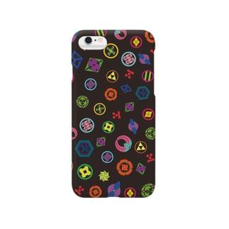 長州志士家紋 Smartphone cases