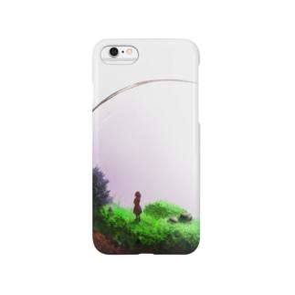 テラリウムの夢 Smartphone cases
