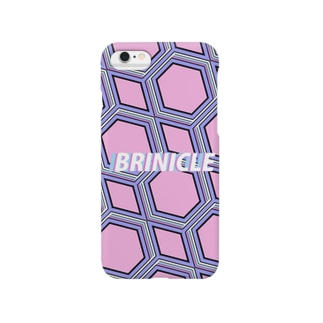 BRINICLE HEX LOOP A Smartphone cases