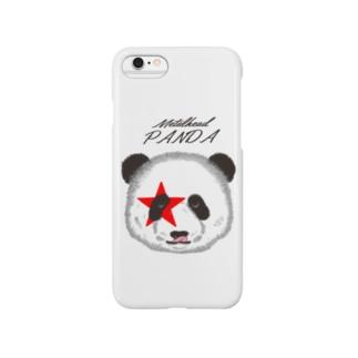 メタルヘッドパンダ Smartphone cases