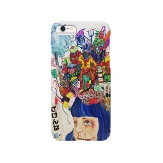 痛ぇわグッズ Smartphone cases