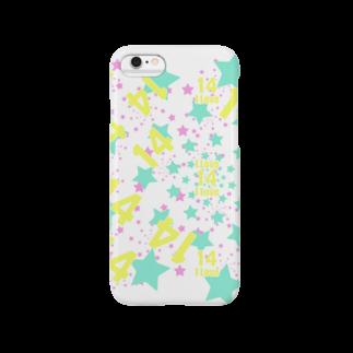 """14・SURA14の""""14""""好きのあなたに☆ Smartphone cases"""