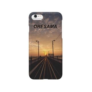 ORESAMA(ヨーロッパ風) Smartphone cases