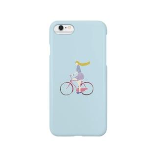 bicycle スマートフォンケース