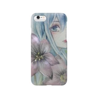 黒百合 Smartphone cases