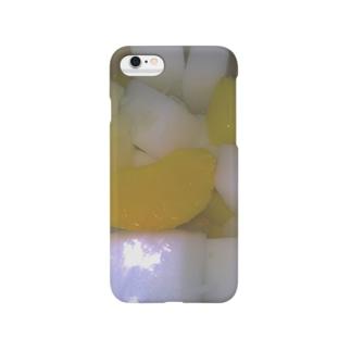 杏仁豆腐倶楽部 Smartphone cases