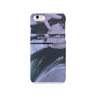 グ_リッ_チ Smartphone cases