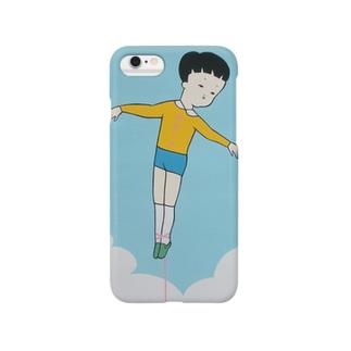 アドバルーン Smartphone cases