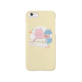 MugPig Smartphone cases