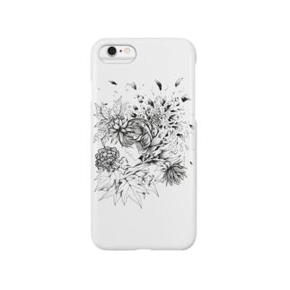 泡沫(うたかた) Smartphone cases