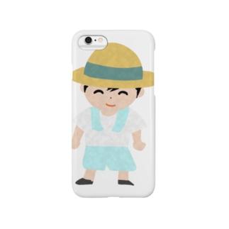 普通の農夫のiphone6、7ケース Smartphone cases