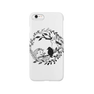Live with Nature Smartphone cases