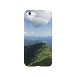 ウペペサンケ山 Smartphone cases
