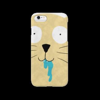 chicodeza by suzuriのひどい猫のiphone6/7のスマフォケース Smartphone cases