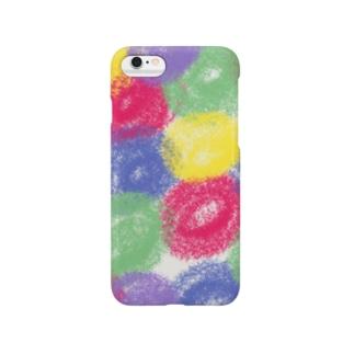 カラフルボール Smartphone cases