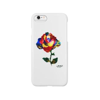 ART ROSE  Smartphone cases