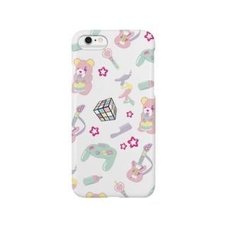 toytoy♪ Smartphone cases