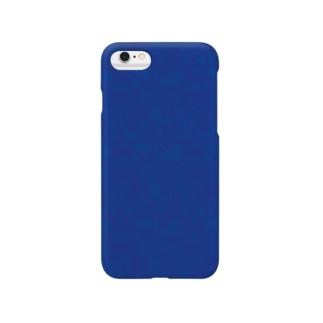 M-KING(ペイズリー)薄青 Smartphone Case