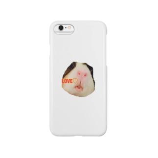 萌え♡たまさん Smartphone cases