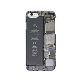 丸見えケース Smartphone cases