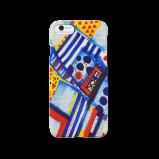 ITOKiN@アフリカ縦断終了!現在ヨーロッパです!のガラガラ Smartphone cases