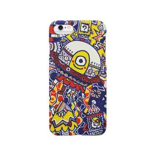 ゆーふぉー Smartphone cases
