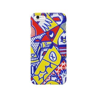 ともだちー Smartphone cases