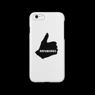 RAFUWORKSのアイフォンケース スマートフォンケース