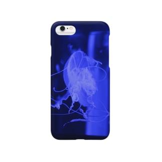 漂う海月 Smartphone cases