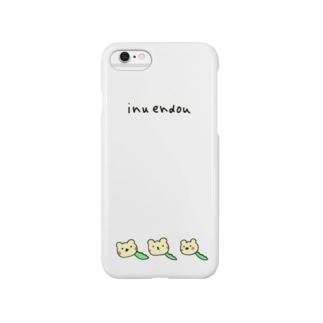 犬えんどう Smartphone cases