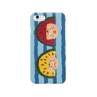 ぷんすけすいか Smartphone cases